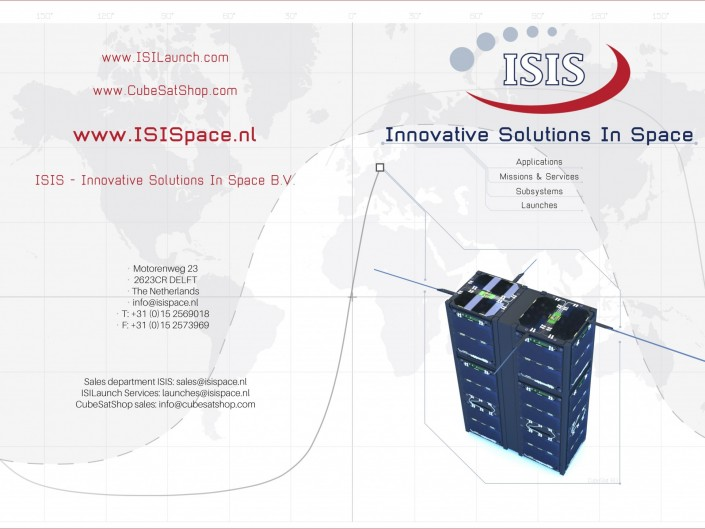 ISISpace brochure