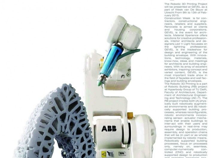 Design to Robotic Production: Scalable Porosity